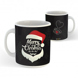 Caneca Personalizada Merry Christmas - 325ml