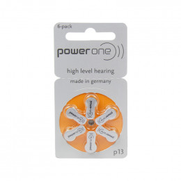 Bateria Auditiva P13H - Power One