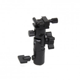 Suporte Hotshoe p/ Flash Speedlite Holder D - MC-1033C
