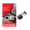 Pen Drive 64GB SanDisk - Cruzer Fit Z33