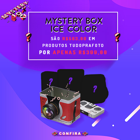 Mystery Box Ice Color