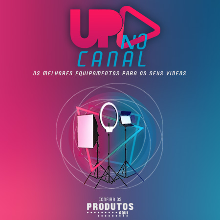 Up no Canal - Kits para Youtubers